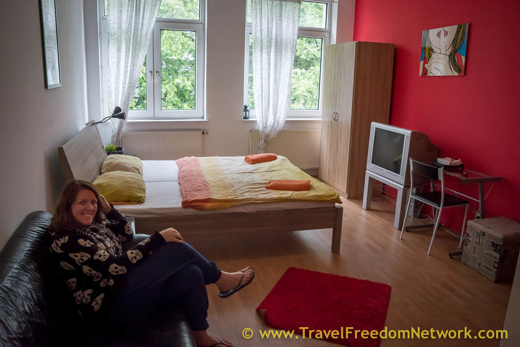 Bratislava Podcast - Freddie Next to Mercury Hostel