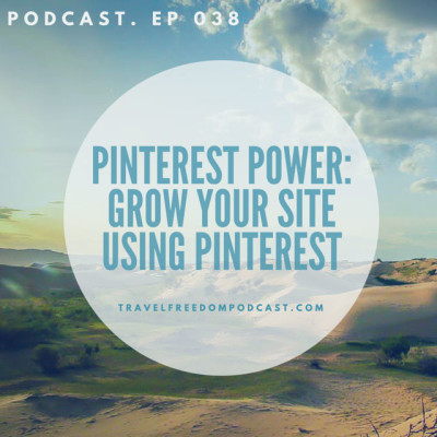 038 Pinterest Power! Grow your site using Pinterest (With Nienke Krook)