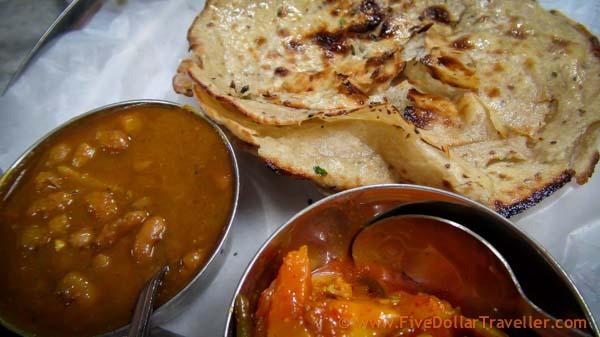 Amritsar Podcast - Jawain Butter Paratha