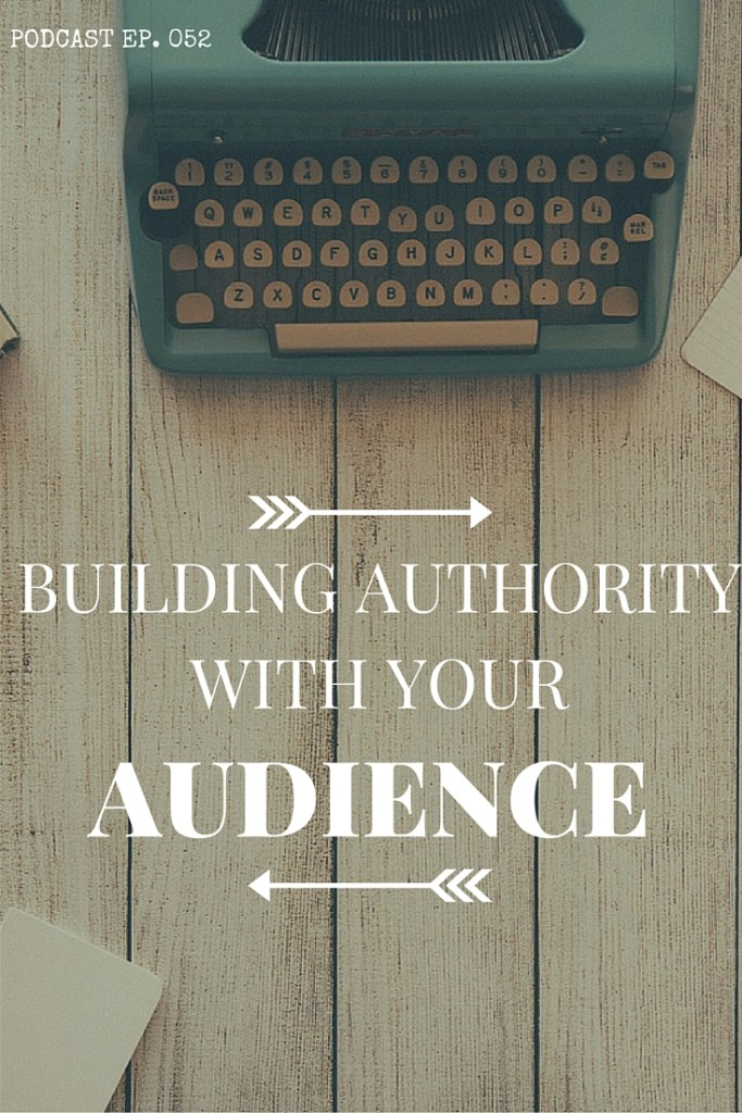 Building authority with your audience. Do readers take your blog seriously and trust your advice? If they don't, sales are almost impossible to make. We discuss the why and how of Authority and we talk in depth about step one (of many!) towards authority: Self Hosting & WordPress.
