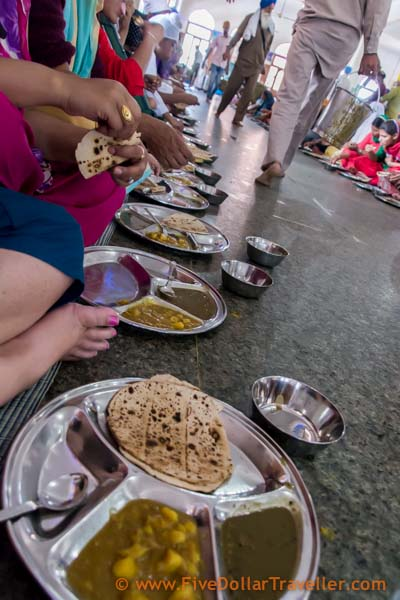 Amritsar Podcast - The Langar