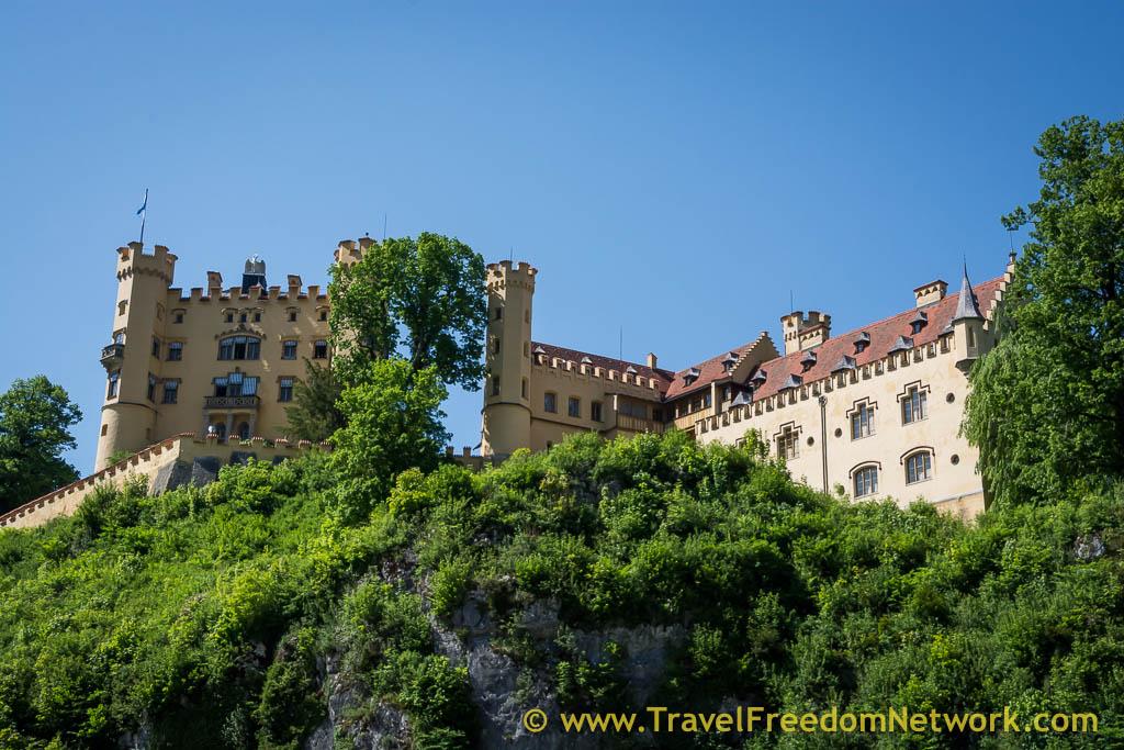 Munich Podcast - Hohenschwangau Castle
