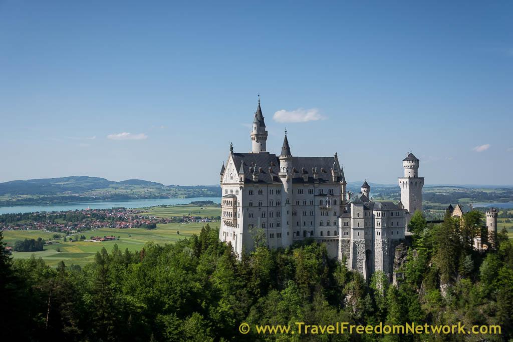 Munich Podcast - Neuschwanstein Castle