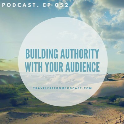 Building authority with your audience