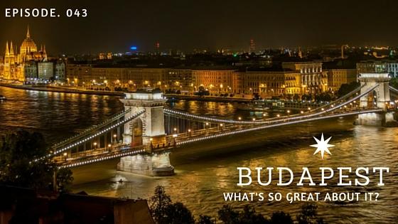 Budapest Podcast