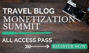 travel blog summit