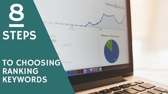 8 Steps to Choosing Ranking Keywords: SEO Podcast