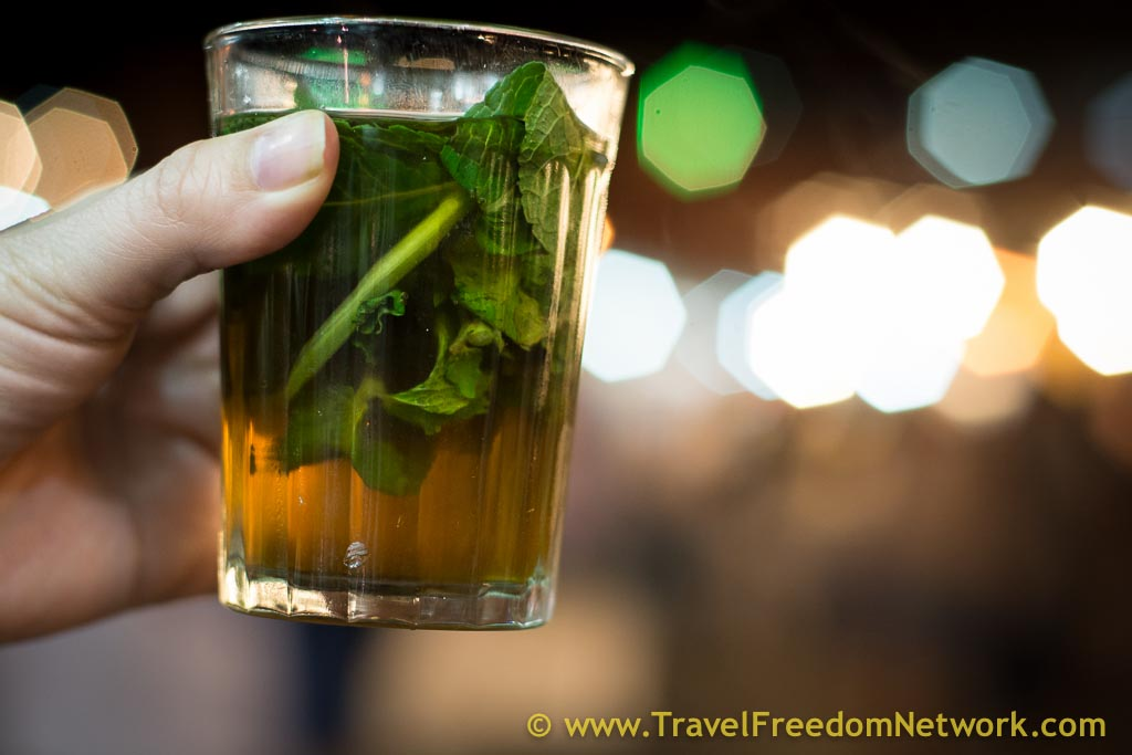 berber whiskey morocco - BEST & WORST FOOD FUN TRAVEL EXPERIENCES OF 2015