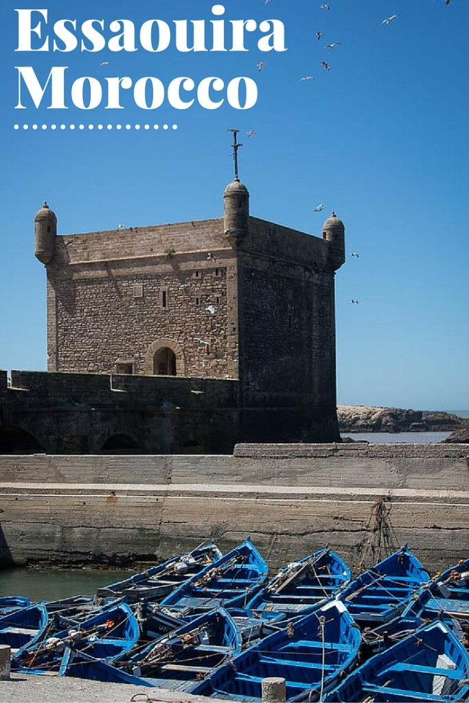 "We spent one month in Essaouira, on Morocco's Atlantic west coast. We explore some of the most ""freshest"" local food markets in the world, discover the winding backstreets and history of the medina and find a local massage that was more than we bargained for...click through to learn more"