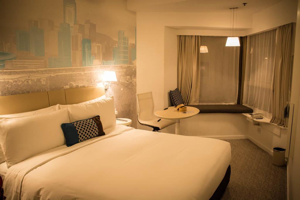 OZO Wesley Hong Kong Rooms