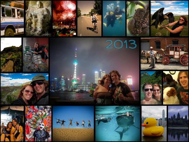 2 Years of Travel - Best of 2013