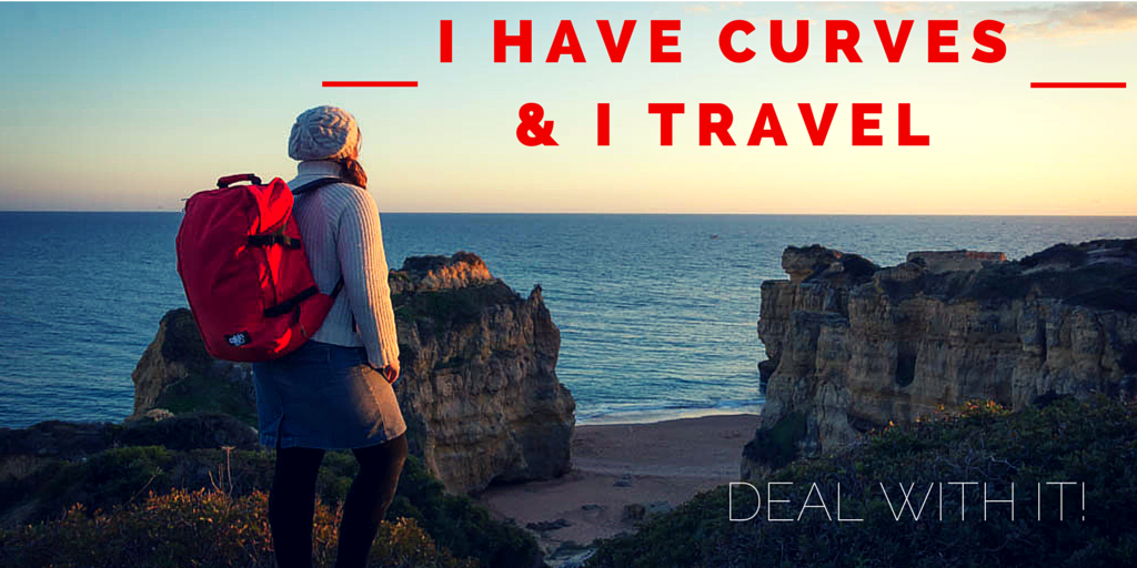 i have curves and I travel