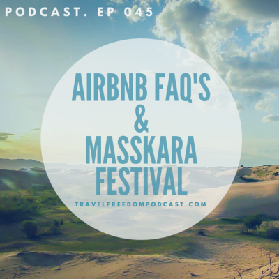 045 AirBnB FAQs & Asia's most flamboyant festival: Masskara, Philippines