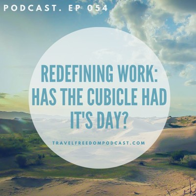 054 Redefining Work: Has the cubicle had it's day?