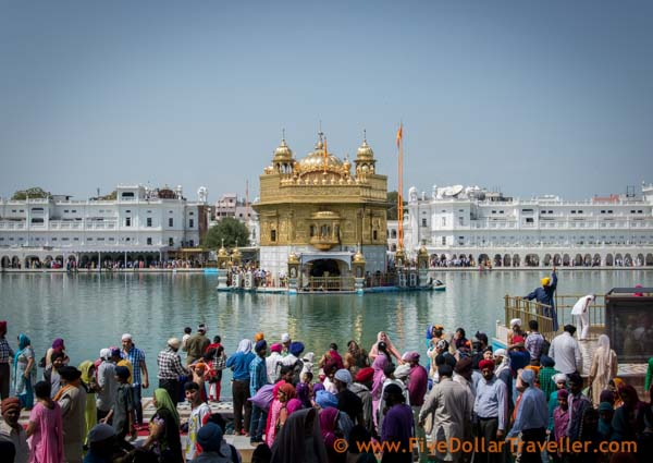 Amritsar Podcast - Golden Temple Amritsar