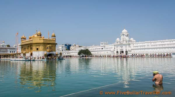 Amritsar Podcast - Golden Temple