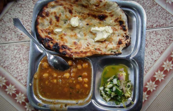 Amritsar Podcast - Kulcha with Chole