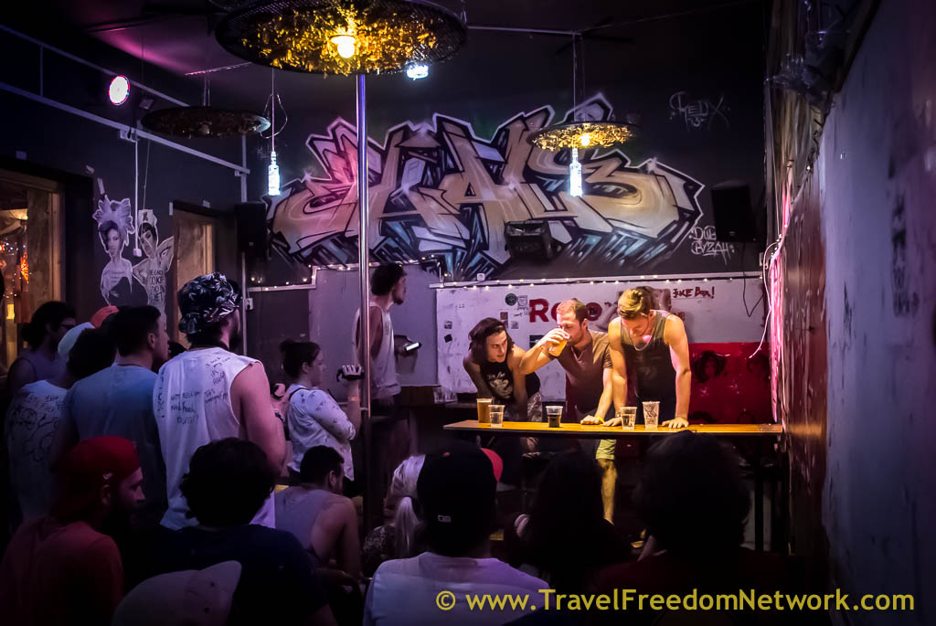 Retox party hostel - best and worst of 2015