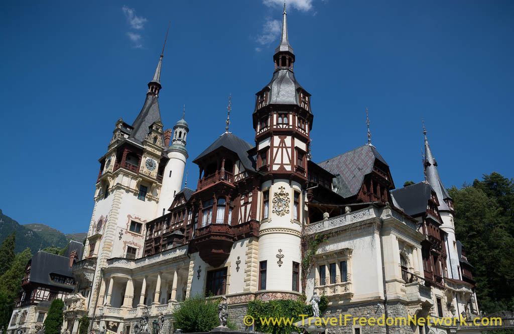 Peles Castle Romania - Best and worst travel 2015