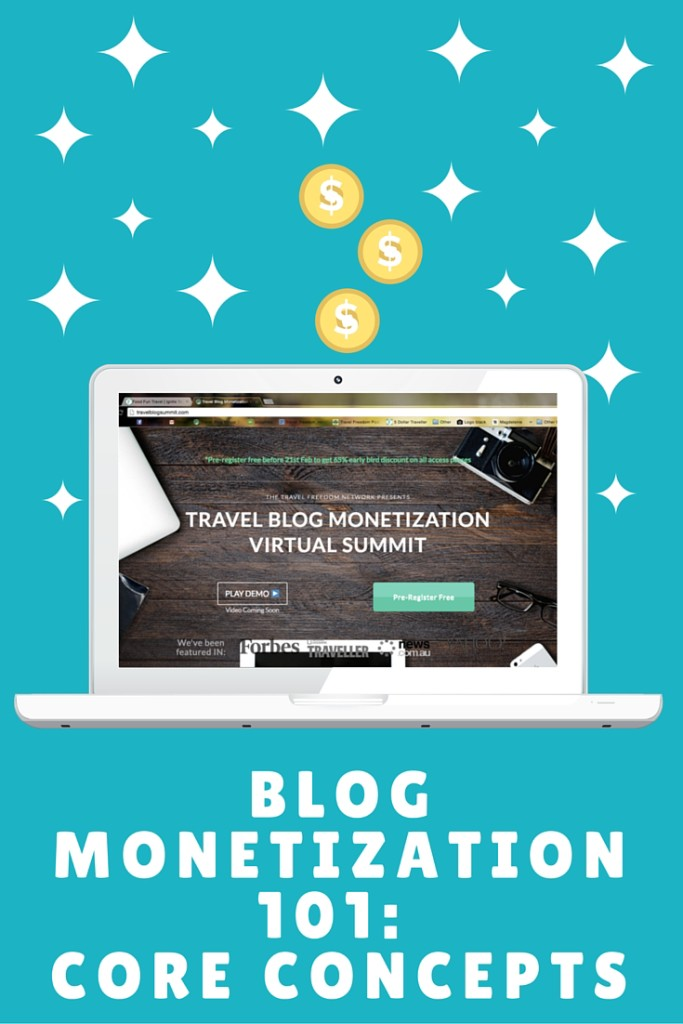 Blog Monetization 101: Core Strategies.  We discuss strategies working for bloggers right now!