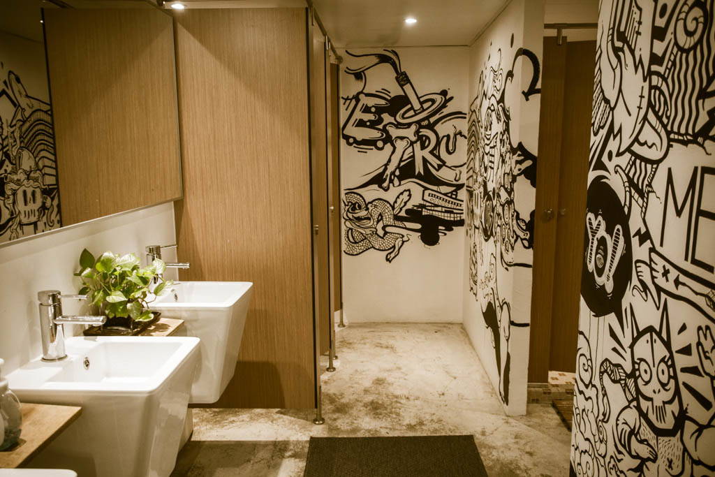 The Mahjong Design Boutique Hostel Hong Kong