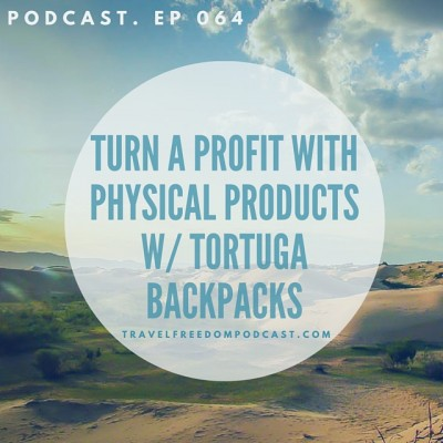 tortuga backpacks podcast